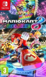 Mario Kart 8 Deluxe (NSP) [UPDATE] [Switch] [MF-MG-GD]