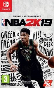 NBA 2K19 (NSP) (XCI) [UPDATE] [Switch] [MF-MG-GD]