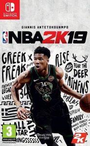 NBA 2K19 (NSP) (XCI) [UPDATE] [Switch] [MF-MG-GD]