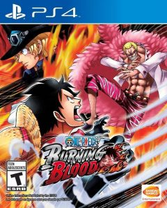 One Piece: Burning Blood [PKG] [v1.01] [PS4] [USA] [MF-MG-GD]