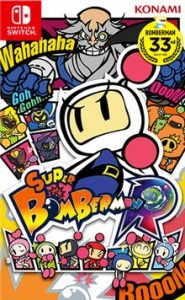 Super Bomberman R (NSP) [UPDATE] [Switch] [MF-MG-GD]