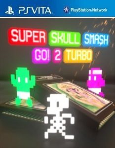 Super Skull Smash GO! 2 Turbo (NoNpDrm) [F3.67] [PSVita] [USA/EUR] [MF-MG-GD]