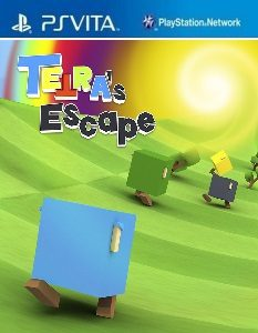TETRA's Escape (NoNpDrm) [F3.68] [PSVita] [USA/EUR] [MF-MG-GD]