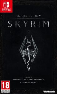 The Elder Scrolls V: Skyrim (NSP) [UPDATE] [Switch] [MF-MG-GD]