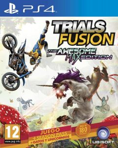 Trials Fusion [PKG v1.16] [ALL DLC] [PS4] [EUR] [MF-MG-GD]
