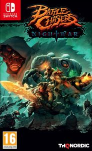 Battle Chasers: Nightwar (NSP) [UPDATE] [Switch] [MF-MG-GD]