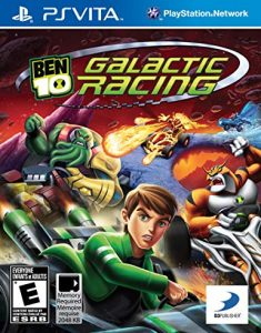 Ben 10: Galactic Racing (NoNpDrm) [PSVita] [USA] [MF-MG-GD]