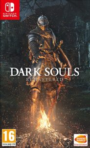 Dark Souls: Remastered (NSP/XCI) [UPDATE] [Switch] [MF-MG-GD]