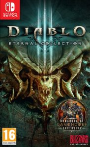 Diablo III: Eternal Collection (NSP/XCI) [DLC] [Switch] [MF-MG-GD]