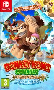 Donkey Kong Country: Tropical Freeze (NSP) [v1.0.2] [Switch] [MF-MG-GD]