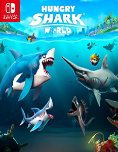 Hungry Shark World (NSP) [UPDATE] [Switch] [MF-MG-GD]