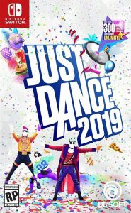 Just Dance 2019 (NSP/XCI) [UPDATE] [Switch] [MF-MG-GD]