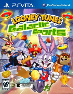 Looney Tunes: Galactic Sports (NoNpDrm) [PSVita] [EUR] [MF-MG-GD]