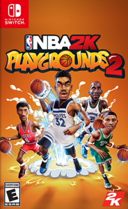 NBA 2K Playgrounds 2 (NSP) [UPDATE] [Switch] [MF-MG-GD]