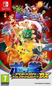 Pokkén Tournament DX (NSP) [UPDATE+DLC] [Switch] [MF-MG-GD]