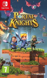 Portal Knights (NSP/XCI) [UPDATE] [Switch] [MF-MG-GD]