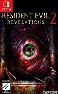 Resident Evil Revelations 2 (NSP) [Switch] [MF-MG-GD]