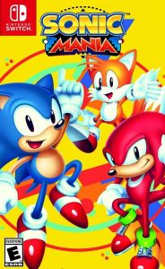 Sonic Mania (NSP) [UPDATE+DLC] [Switch] [MF-MG-GD]