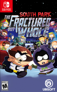South Park: The Fractured But Whole (NSP) [UPDATE+DLC] [Switch] [MF-MG-GD]