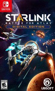 Starlink: Battle for Atlas Digital Edition NSP UPDATE DLCs SWITCH