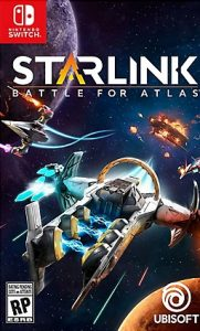 Starlink: Battle For Atlas (NSP/XCI) [UPDATE] [Switch] [MF-MG-GD]