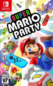 Super Mario Party (NSP) [UPDATE] [Switch] [MF-MG-1F]