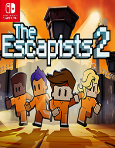 The Escapists 2 (NSP) [Switch] [MF-MG-GD]