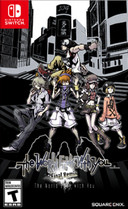 The World Ends with You: Final Remix (NSP/XCI) [Switch] [MF-MG-GD]