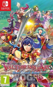 Valthirian Arc: Hero School Story (NSP) [Switch] [MF-MG-GD]