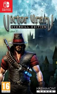 Victor Vran Overkill Edition (XCI/NSP) [UPDATE] [Switch] [MF-MG-GD]