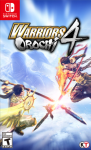 Warriors Orochi 4 (NSP/XCI) [UPDATE] [Switch] [MF-MG-GD]