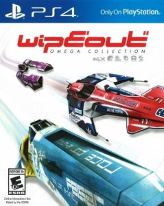 Wipeout: Omega Collection [PKG] [PS4] [EUR] [MF-MG-GD]