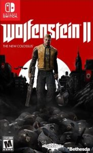 Wolfenstein II The New Colossus (NSP) [v1.2] [Switch] [MF-MG-GD]