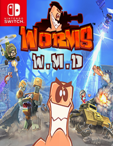 Worms W.M.D (NSP/XCI) [UPDATE] [Switch] [MF-MG-GD]