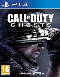 Call of Duty: Ghosts [PKG] [v1.20] [PS4] [USA] [MF-MG-GD]