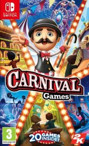 Carnival Games (XCI) [UPDATE] [Switch] [MF-MG-GD]