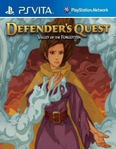 Defender's Quest: Valley of the Forgotten DX (NoNpDrm) [F3.68] [PSVita] [USA] [MF-MG-GD]