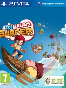 Ice Cream Surfer (NoNpDrm) [F3.68] [PSVita] [EUR] [MF-MG-GD]