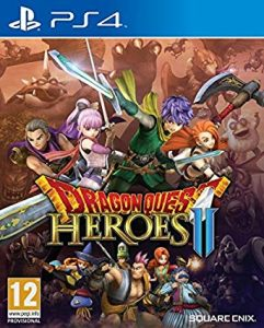 Dragon Quest Heroes II [PKG v1.06] [PS4] [EUR] [MF-MG-GD]