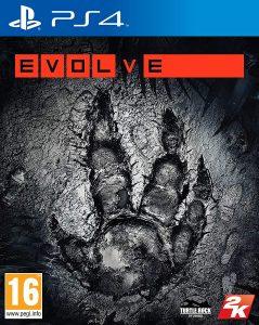 Evolve [PKG v1.06] [PS4] [EUR] [MF-MG-GD]