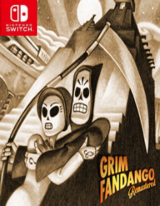 Grim Fandango Remastered (NSP) [Switch] [MF-MG-GD]