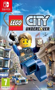 LEGO CITY Undercover (NSP) [UPDATE] [Switch] [MF-MG-GD]