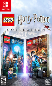 LEGO Harry Potter Collection (NSP/XCI) [Switch] [MF-MG-GD]
