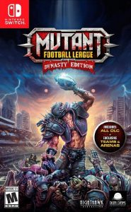 Mutant Football League: Dynasty Edition (XCI) [UPDATE] [Switch] [MF-MG-GD]