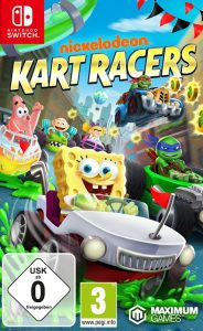 Nickelodeon Kart Racers (NSP/XCI) [UPDATE] [Switch] [MF-MG-GD]