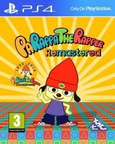 PaRappa the Rapper Remastered [PKG v1.01] [PS4] [USA] [MF-MG-GD]