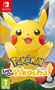 Pokemon Let's Go Pikachu (NSP) [Switch] [MF-MG-GD]