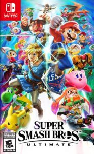 Super Smash Bros. Ultimate (NSP) [UPDATE] [DLCs] [Switch] [MF-MG-GD]