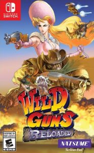 Wild Guns Reloaded (NSP) [Switch] [MF-MG-GD]