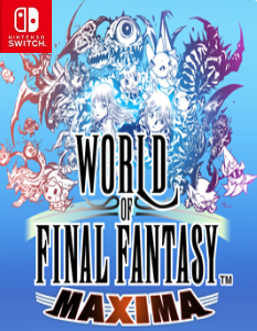 World of Final Fantasy Maxima (NSP) [Switch] [MF-MG-GD]